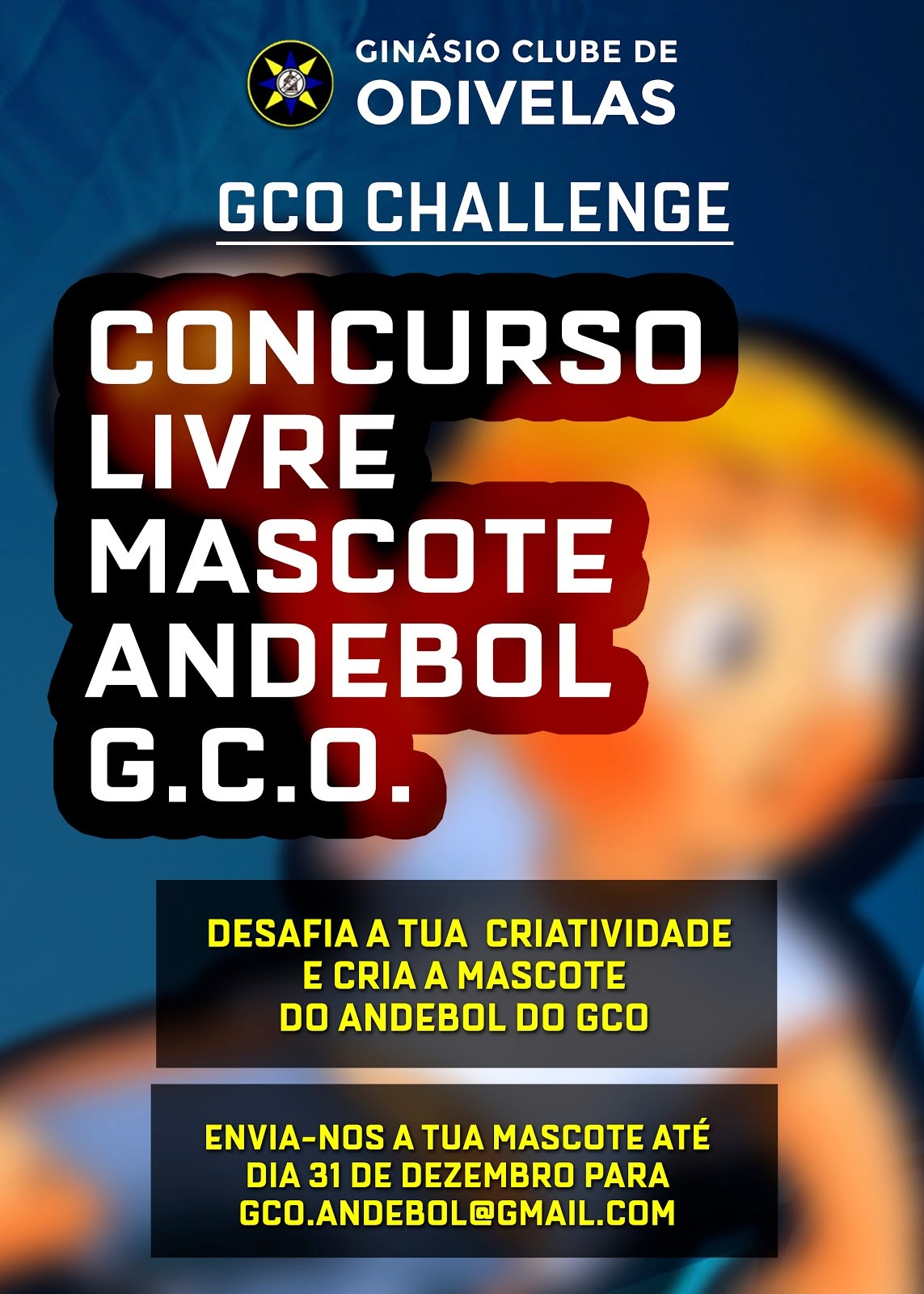 ANDEBOL GCO CHALLENGE - DESAFIA A TUA CRIATIVIDADE