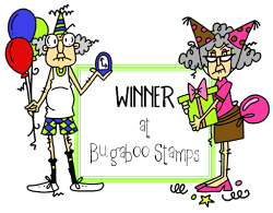 Winner At Bugaboo Stamps