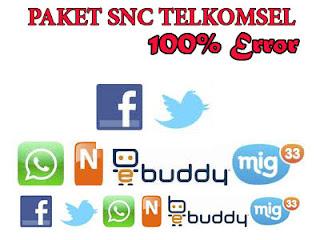Paket SNC Telkomsel