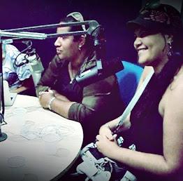 Entrevista na Rádio Fm.