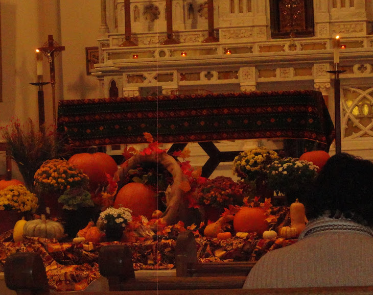 Abundance at the Altar