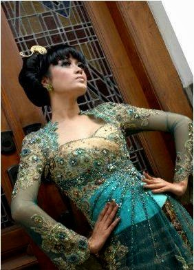 Foto Model Baju Kebaya Design