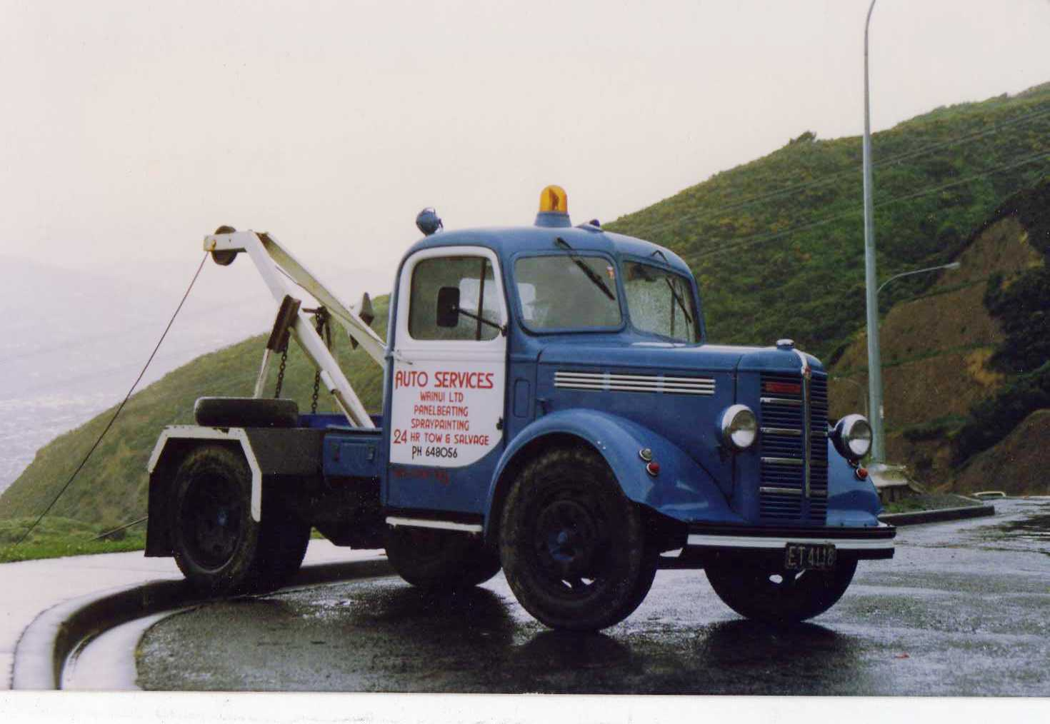 Old Mack Trucks Wreckers For Sale | Autos Post