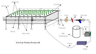 sistem aeroponik