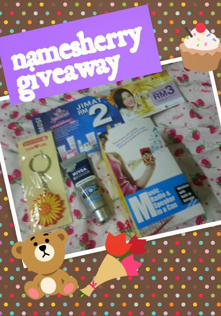 Click to join Giveaway