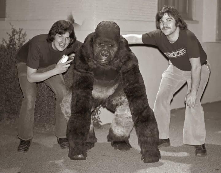 Hollywood Gorilla Men: Steve Neill...Make-Up... Models... and ...