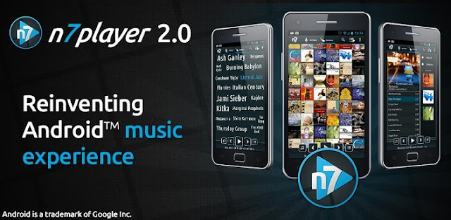 n7player Music Player v2.0.7b (Full) APK