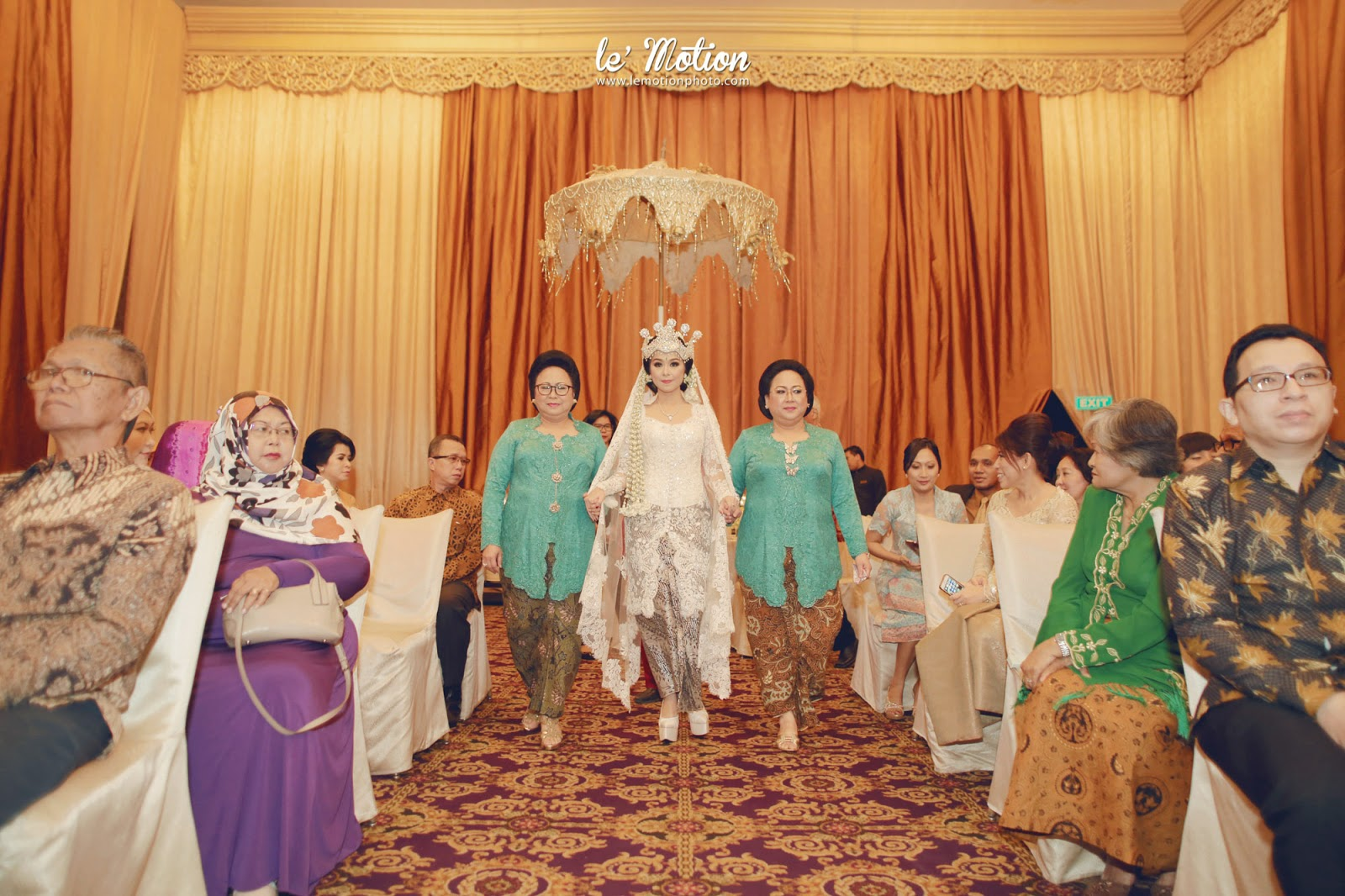 wedding day melisa amp rizky wedding