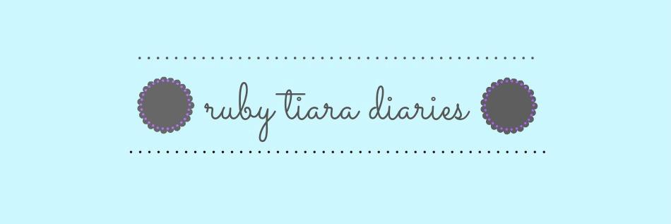 ruby tiara diaries