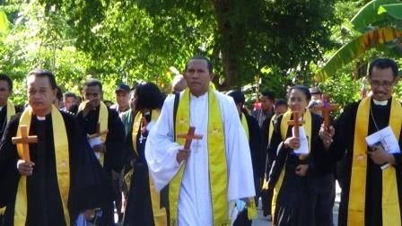 Gereja Masehi Injili di Timor