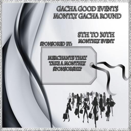Blogger For Gacha Good Events