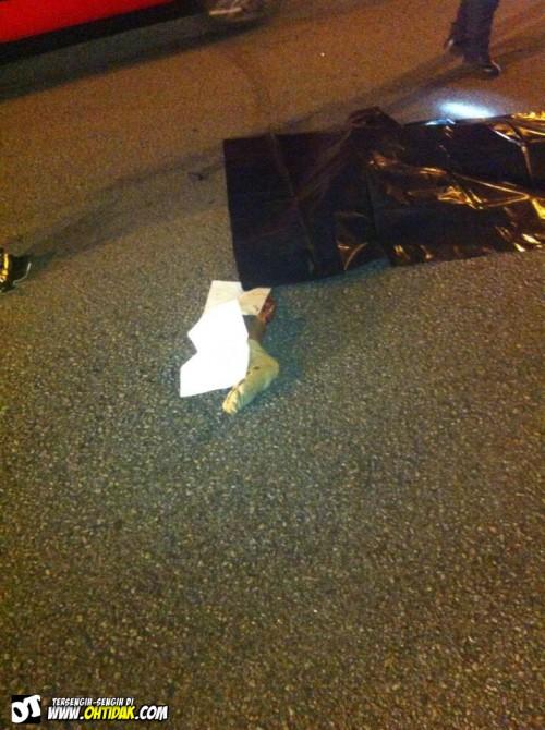 Video Gambar Kemalangan Ngeri Federal Highway