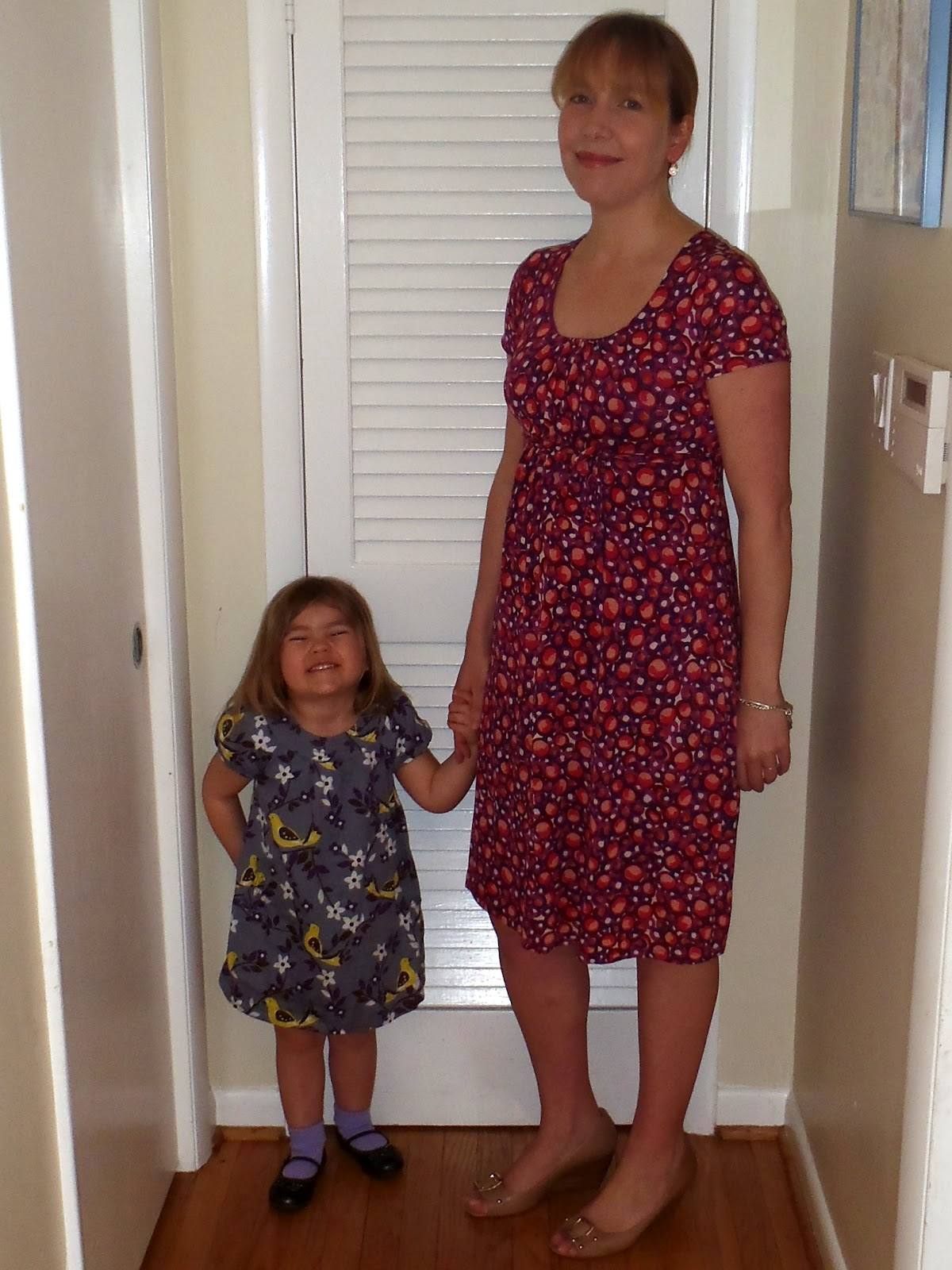 My superfluities boden weekly review roundup then and now for Boden jersey dress