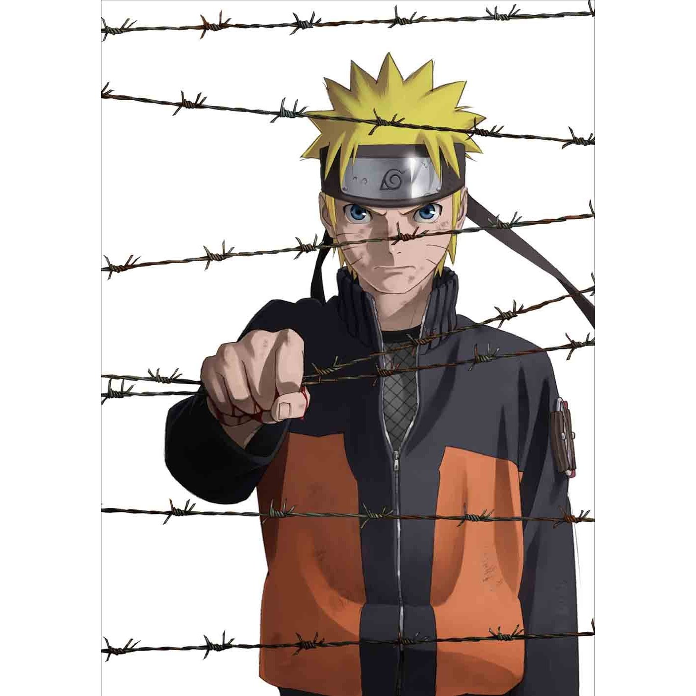 Naruto Shippuden 5 Blood Prison Movie