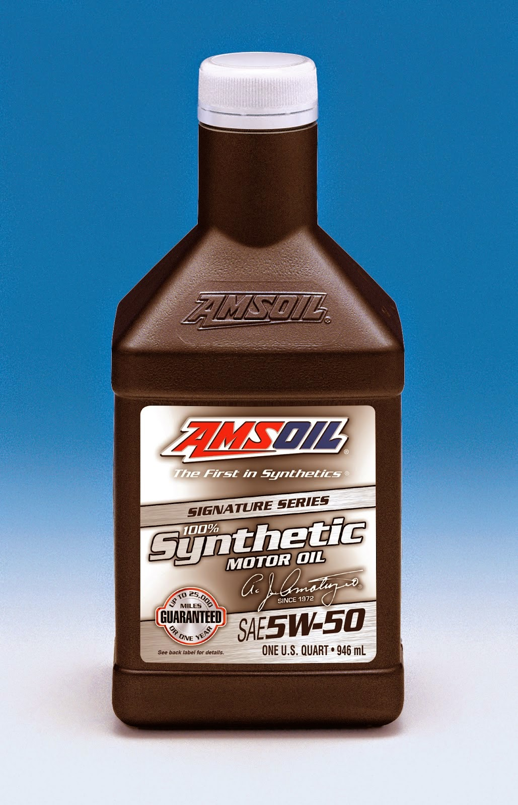 Performance mpg news for 5w 50 synthetic motor oil