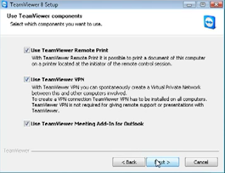 Use Team Viewer components