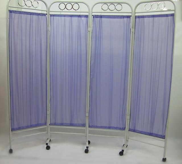 6. Ward screen 分隔布簾