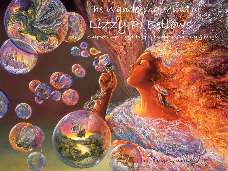 The Wandering Mind of Lizzy P Bellows