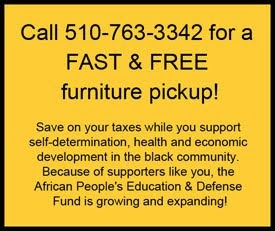 Donate Furniture by Dec. 31st<br>Get Your 2012 Tax Deduction