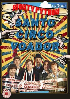 Monty Python: Santo Circo Voador - BDRip Dublado