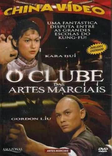 O Clube das Artes Marciais – Dublado