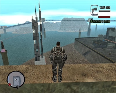 Free Download GTA Alien City With Cheats