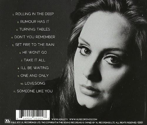 Free download Adele 21 full album - video dailymotion