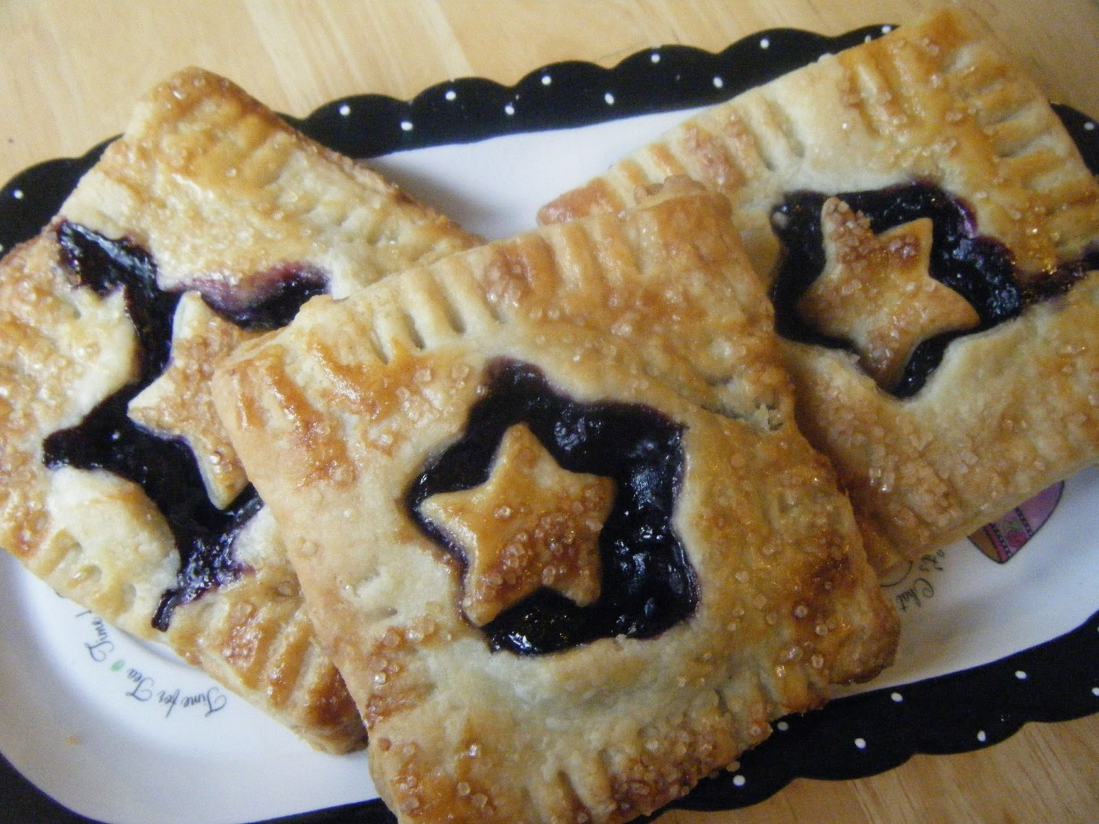 west side baker: Blueberry Hand Pies: ABC