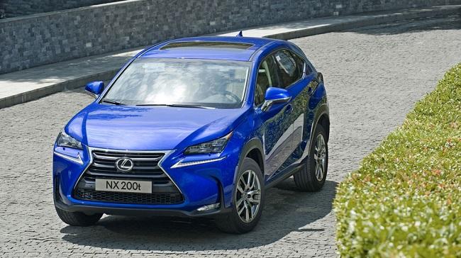 Xe Toyota và Lexus đồng loạt tăng giá tại Việt Nam