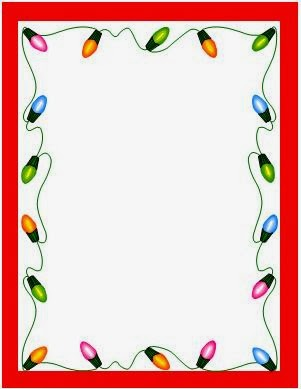 picture about Printable Christmas Borders known as Most straightforward Technique Towards Bodyweight Decline: Printable xmas borders
