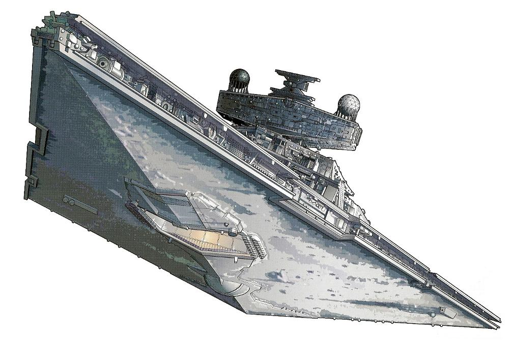 Arales Bloodmoon Imperial Star Destroyers