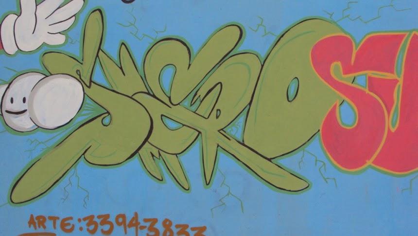 smero graffiti letrsa