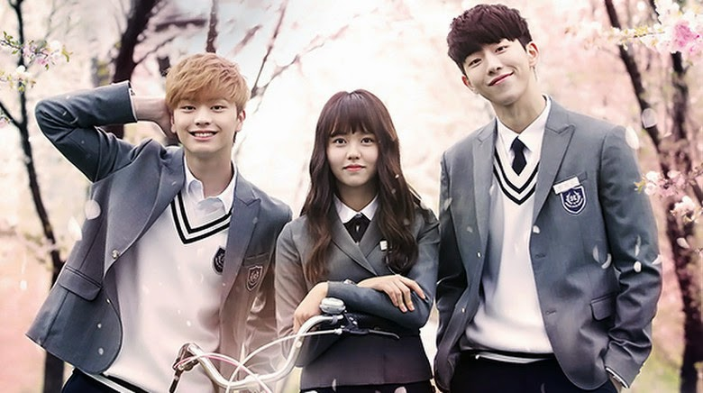 Who Are You – School (2015) Episode 1 Subtitle Indonesia