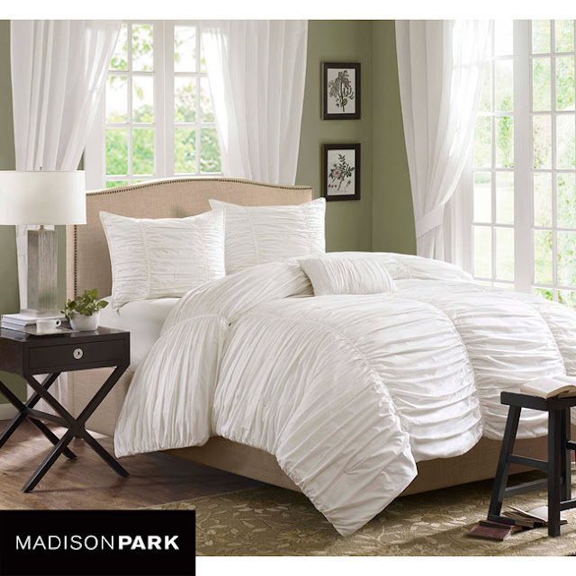 OVERSTOCK MADISON PARK CATALINA COMFORTER SET