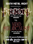 MIND HOLOCAUST+PRION