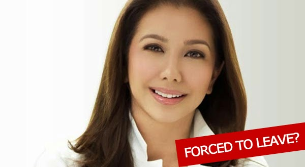 Is Korina Sanchez being forced to leave TV Patrol?