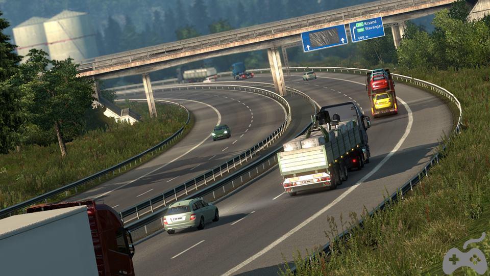 euro truck simulator 2 scandinavia dlc zamunda torrent. Black Bedroom Furniture Sets. Home Design Ideas