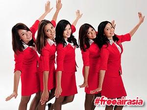 Thumbnail image for Air Asia – Percuma 3 Juta Tempat Duduk