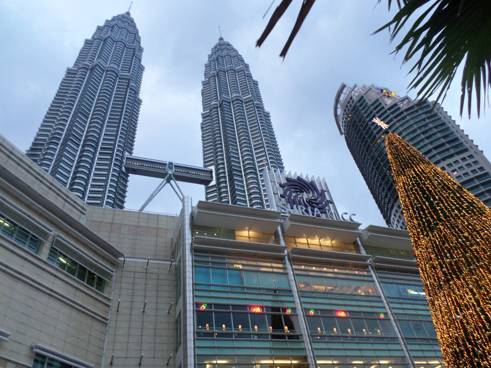 Asiancouplediary Malaysia The Petronas Twin Towers And