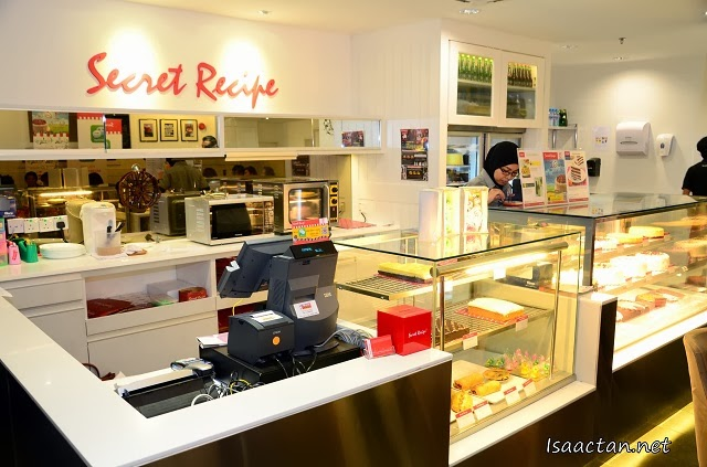 Secret Recipe Oasis Square Ara Damansara