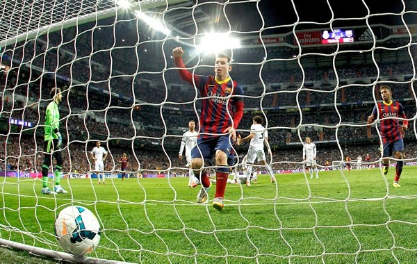 Video Real Madrid 3-4 Barcelona