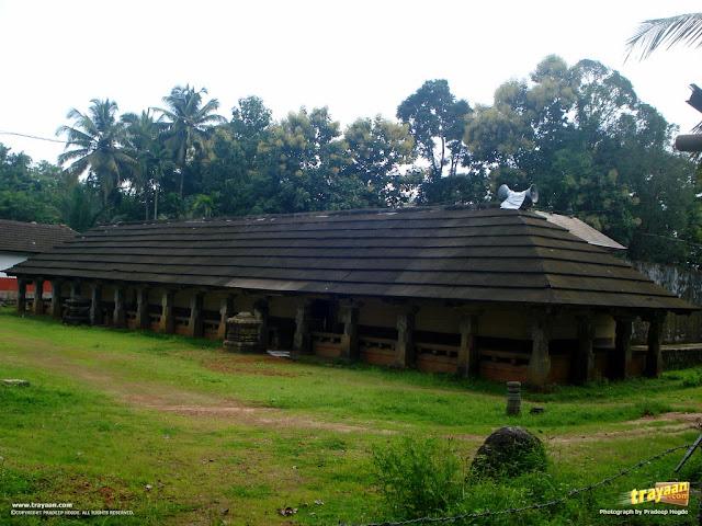 Chaulikeri Ganapathy temple, Barkur, Udupi district, Karnataka, India