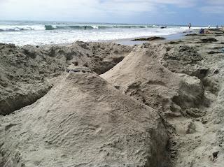sandcastle San Elijo