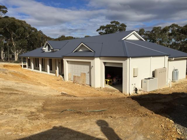 building the bronte executive lodge with mcdonald jones