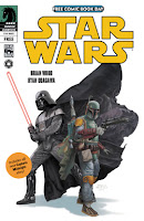 Star Wars Comic Book - Free Comic Book Day