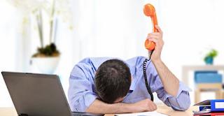 Cara Tips Mengatasi Stres Di Kantor