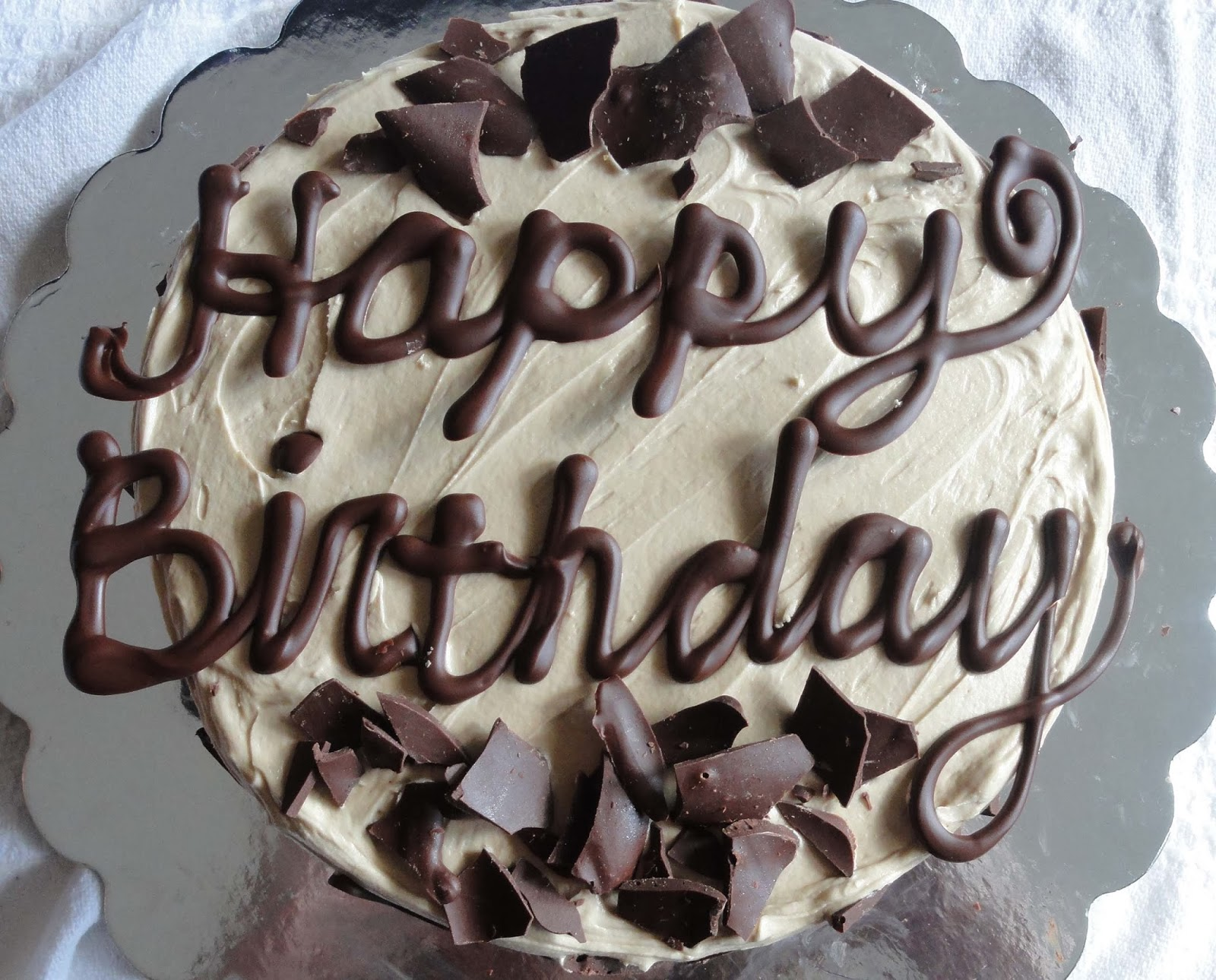 Happy-Birthday-Pure-Butter-Image-With-Chocolate-Writing-Image-HD