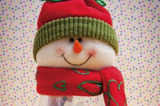 lindo muñequito de navidad
