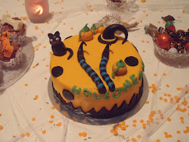 Tarta Halloween