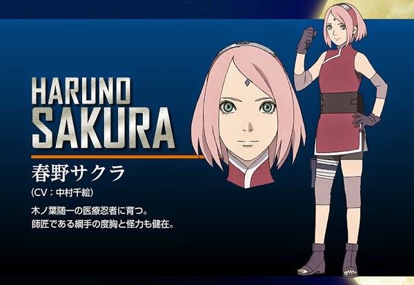 Haruno Sakura The Last: Naruto the Movie